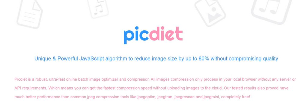 Picdiet