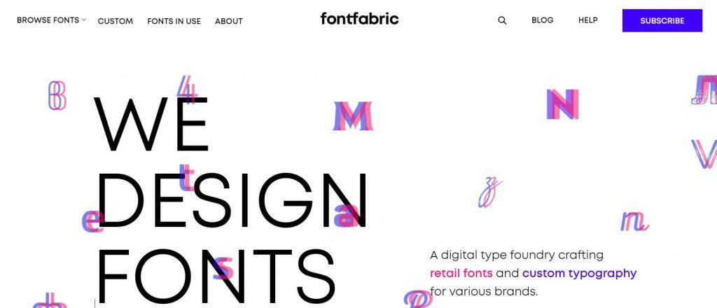 Fontfabric