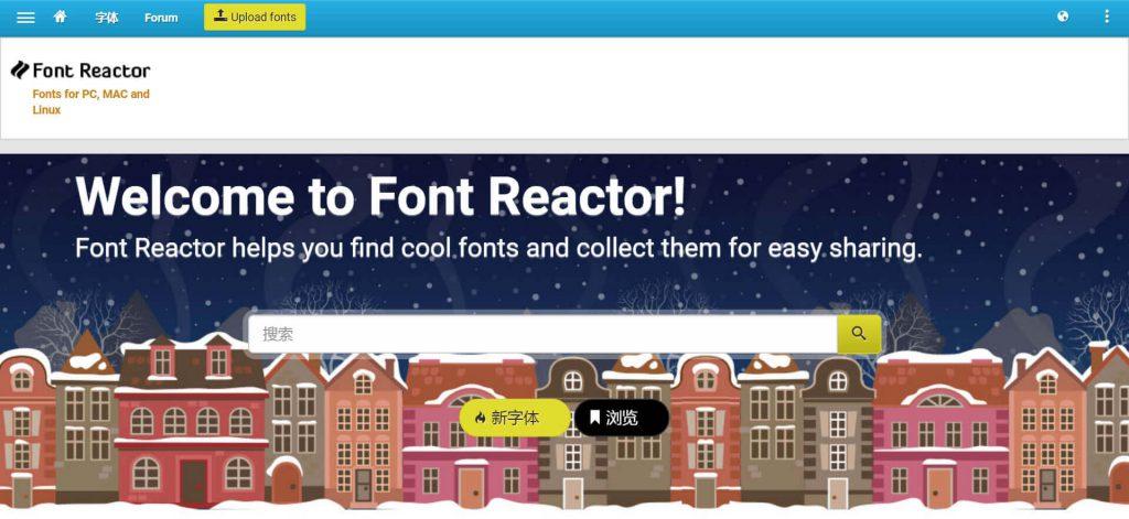 FontReactor