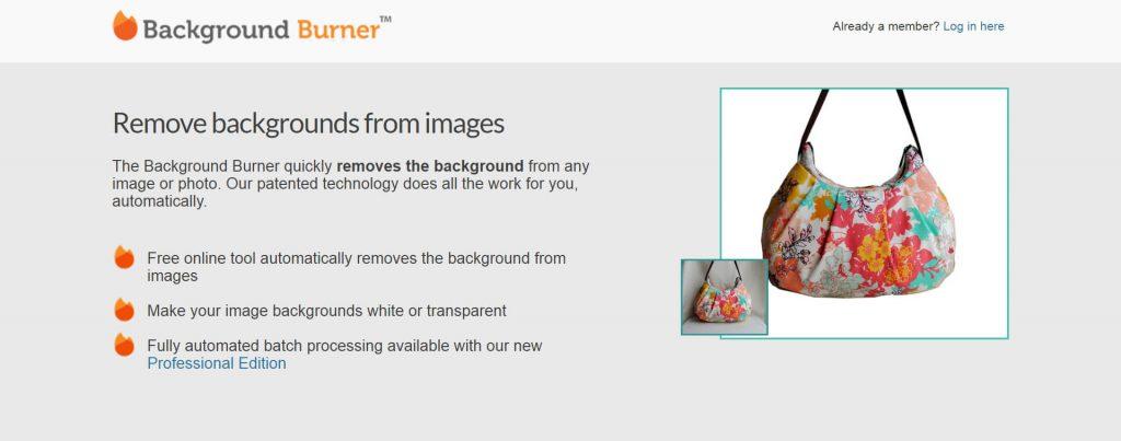 BackgroundBurner