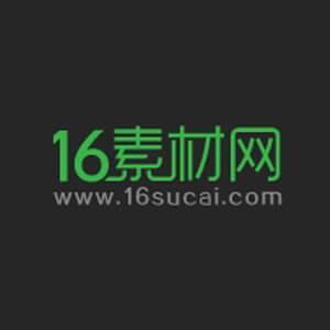 16素材网
